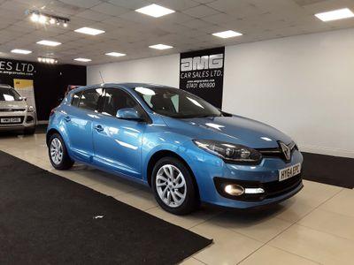 Renault Megane Hatchback 1.5 dCi ENERGY Dynamique Tom Tom (s/s) 5dr