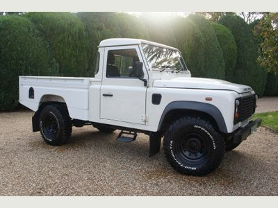 Land Rover Defender 110 Pickup HI CAPACITY 2.4 TDCI