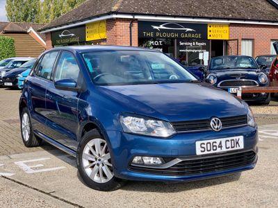 Volkswagen Polo Hatchback 1.2 TSI BlueMotion Tech SE DSG (s/s) 5dr