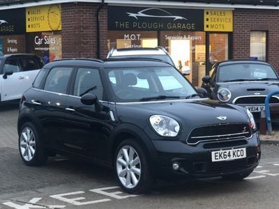 MINI Countryman Hatchback 1.6 Cooper S 5dr