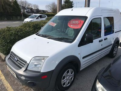 Ford Transit Connect Combi Van 1.8 TDCi T230 High Roof Crew Van LWB 4dr DPF