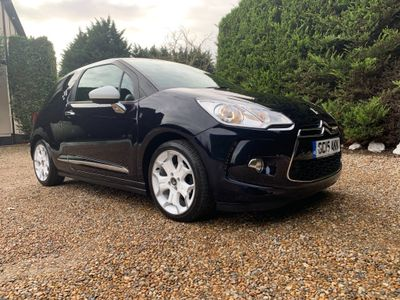 Citroen DS3 Hatchback 1.2 PureTech DSign Ice 3dr
