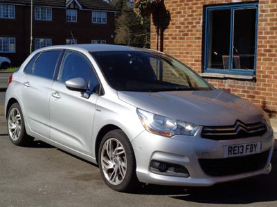 Citroen C4 Hatchback 1.6 HDi Exclusive 5dr