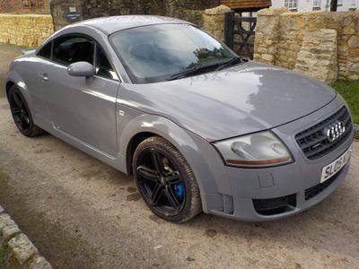 Audi TT Coupe 3.2 V6 quattro 2dr