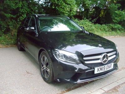 Mercedes-Benz C Class Estate 2.0 C220d Sport (Premium Plus) G-Tronic+ (s/s) 5dr