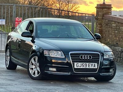 Audi A6 Saloon Saloon 2.0 TDI e SE 4dr