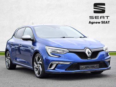 Renault Megane Hatchback 1.6 TCe GT Nav EDC (s/s) 5dr