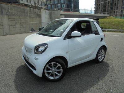 Smart fortwo Convertible 1.0 Prime Cabriolet Twinamic (s/s) 2dr