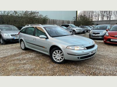 Renault Laguna Estate 2.2 dCi Privilege 5dr