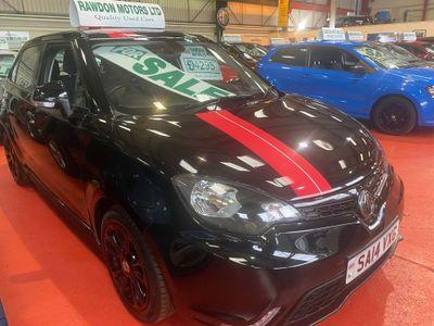 MG MG3 Hatchback 1.5 VTi-TECH 3Style 5dr