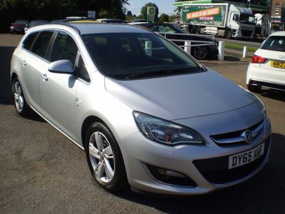 VAUXHALL ASTRA Estate 1.6 CDTi SRi Sports Tourer 5dr