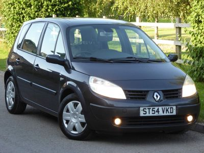 Renault Scenic MPV 1.9 dCi Expression 5dr