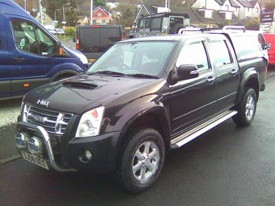 Isuzu Rodeo Pickup 2.5 TD Denver Crewcab Pickup 4WD 4dr