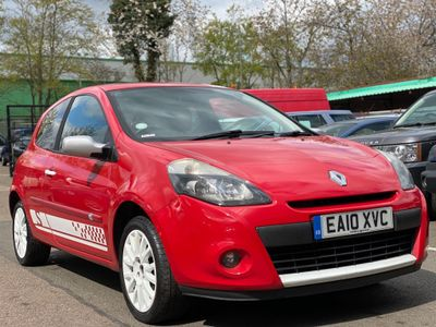 Renault Clio Hatchback 1.2 TCe S 3dr