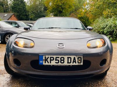 Mazda MX-5 Coupe 1.8 Roadster 2dr