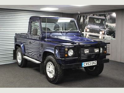Land Rover Defender 90 Pickup 2.5 TD5 County Pick-Up 2dr