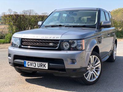 Land Rover Range Rover Sport SUV 3.0 SD V6 SE 4X4 5dr