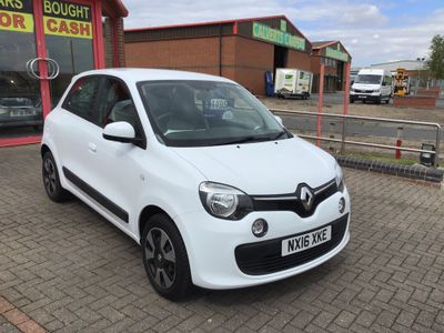 Renault Twingo Hatchback 1.0 SCe Play 5dr
