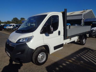 Citroen Relay Dropside 2.0 BlueHDi 35 Plus Ready To Run Dropside L3 EU6 2dr