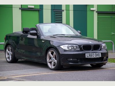 BMW 1 Series Convertible 2.0 120i Sport 2dr