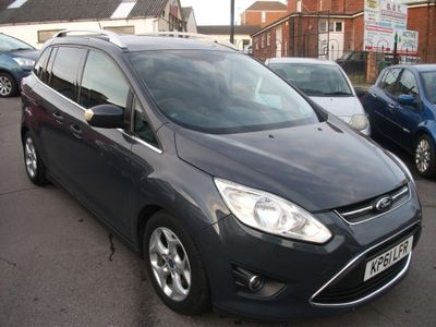 Ford Grand C-Max MPV 1.6 Zetec 5dr