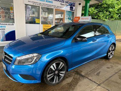Mercedes-Benz A Class Hatchback 1.8 A200 CDI Sport 5dr