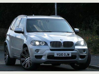 BMW X5 SUV 4.8 48i V8 M Sport Auto xDrive 5dr