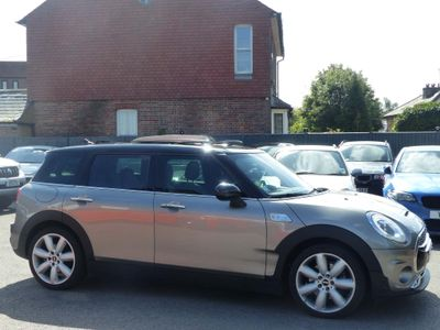 MINI Clubman Estate 2.0 Cooper SD 5dr