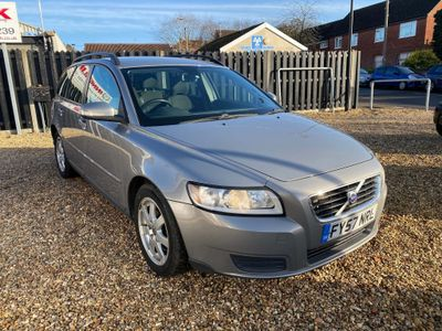 Volvo V50 Estate 2.0 D S 5dr
