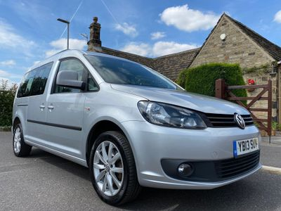 Volkswagen Caddy Maxi Life MPV 2.0 TDI BlueMotion Tech C20 Maxi Life 5dr (7 Seats)