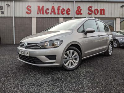Volkswagen Golf SV MPV 1.4 TSI BlueMotion Tech SE (s/s) 5dr