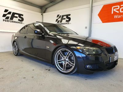 BMW 3 Series Coupe 3.0 335d Sport Plus DCT 2dr