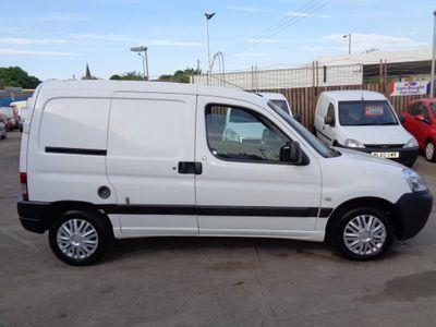 Peugeot Partner Panel Van 1.6 HDi 800LX 4dr