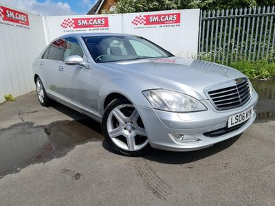 Mercedes-Benz S Class Other 3.5 S350 7G-Tronic 4dr