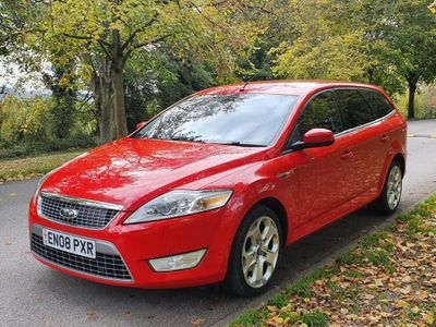 FORD MONDEO Estate 2.3 Titanium X 5dr