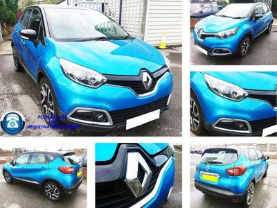 Renault Captur SUV 1.5 dCi Dynamique S MediaNav EDC (s/s) 5dr