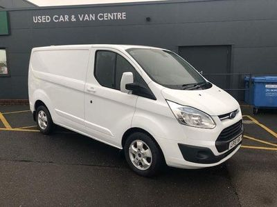 Ford Transit Custom Panel Van NO VAT+TAILGATE+LIMITED L1 H1 125 PS
