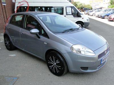 Fiat Grande Punto Hatchback 1.4 8v Dynamic 5dr