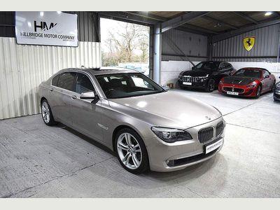 BMW 7 Series Saloon 3.0 740Li 4dr