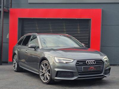 Audi A4 Avant Estate 2.0 TDI S line Avant S Tronic quattro (s/s) 5dr