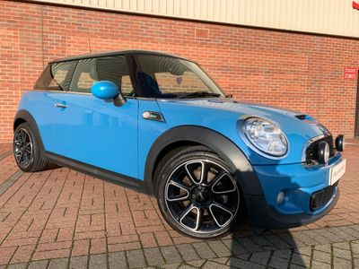MINI Hatch Hatchback 1.6 Cooper S Bayswater 3dr