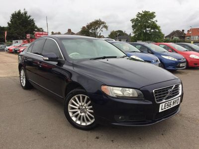 VOLVO S80 Saloon 2.5 T SE (Premium Pack) Geartronic 4dr