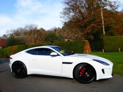 Jaguar F-Type Coupe 5.0 V8 R Quickshift 2dr