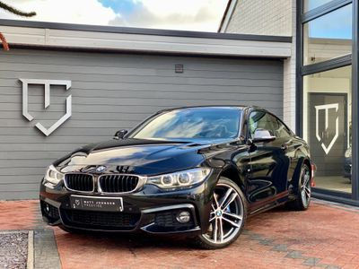 BMW 4 Series Coupe 2.0 420i GPF M Sport Auto xDrive (s/s) 2dr