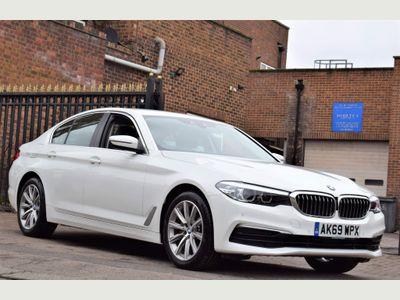 BMW 5 Series Saloon 2.0 520i GPF SE Auto (s/s) 4dr