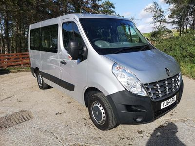 Renault Master Window Van 2.3 dCi 39 Business L3H2 Trabus FWD 5dr