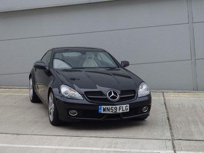 Mercedes-Benz SLK Convertible 1.8 SLK200K 2LOOK Edition 2dr