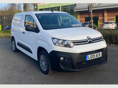 Citroen Berlingo Panel Van 1.6 BlueHDi 650 Enterprise M SWB EU6 5dr