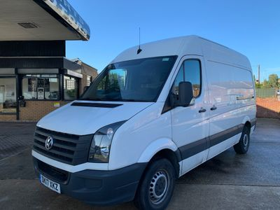 Volkswagen Crafter Panel Van 2.0 TDI BlueMotion Tech CR35 High Roof Van 4dr (MWB)