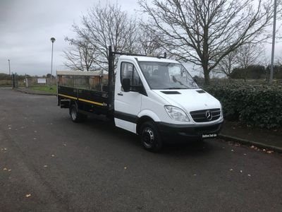 Mercedes-Benz Sprinter Dropside 513 CDI LWB DROP SIDE WITH TAIL LIFT